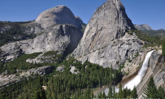 Video: Hiking to Yosemite Valley Waterfalls
