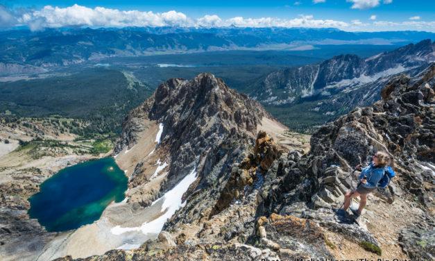 The Roof of Idaho's Sawtooths: Hiking Thompson Peak