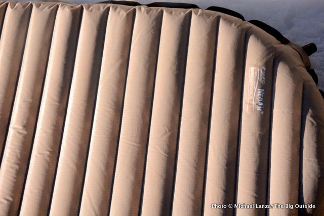 Gear Review Therm A Rest Neoair Xtherm Air Mattress The