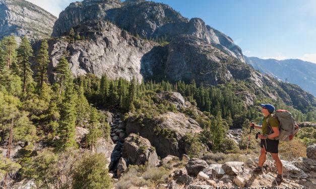 Backpacking 150 Miles Through Wildest Yosemite