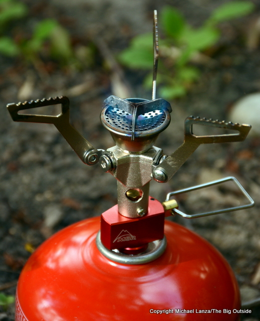 d24e8c1b780 Gear Review  MSR PocketRocket 2 Backpacking Stove